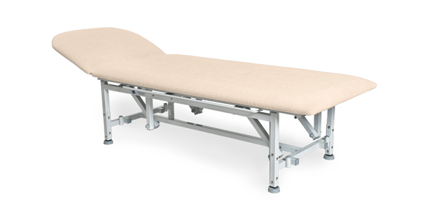 Prześcieradło frotte na stół rehabilitacyjny typ SR – zagłówek